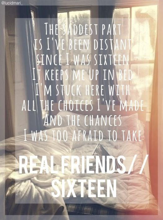 Pictures Of Real Friends Band Quotes Kidskunstinfo
