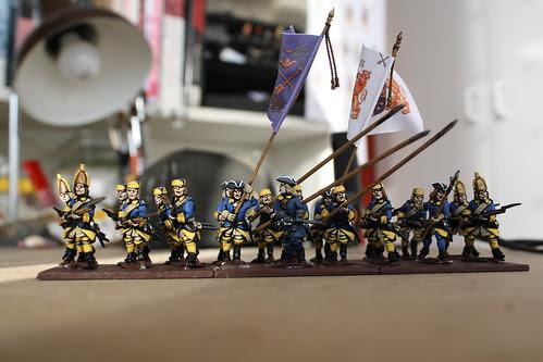 1st Battalion Dal Regiment
