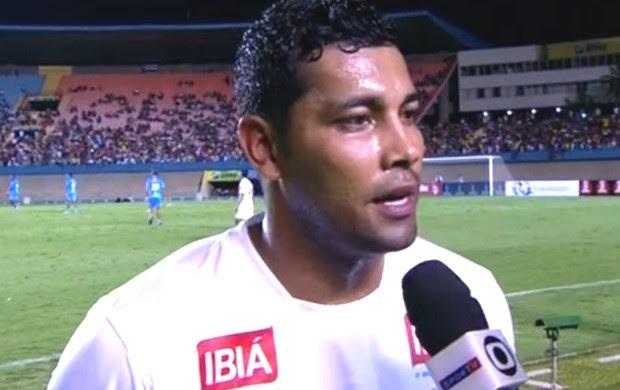 André Santos (Foto: Reprodução/SporTV)