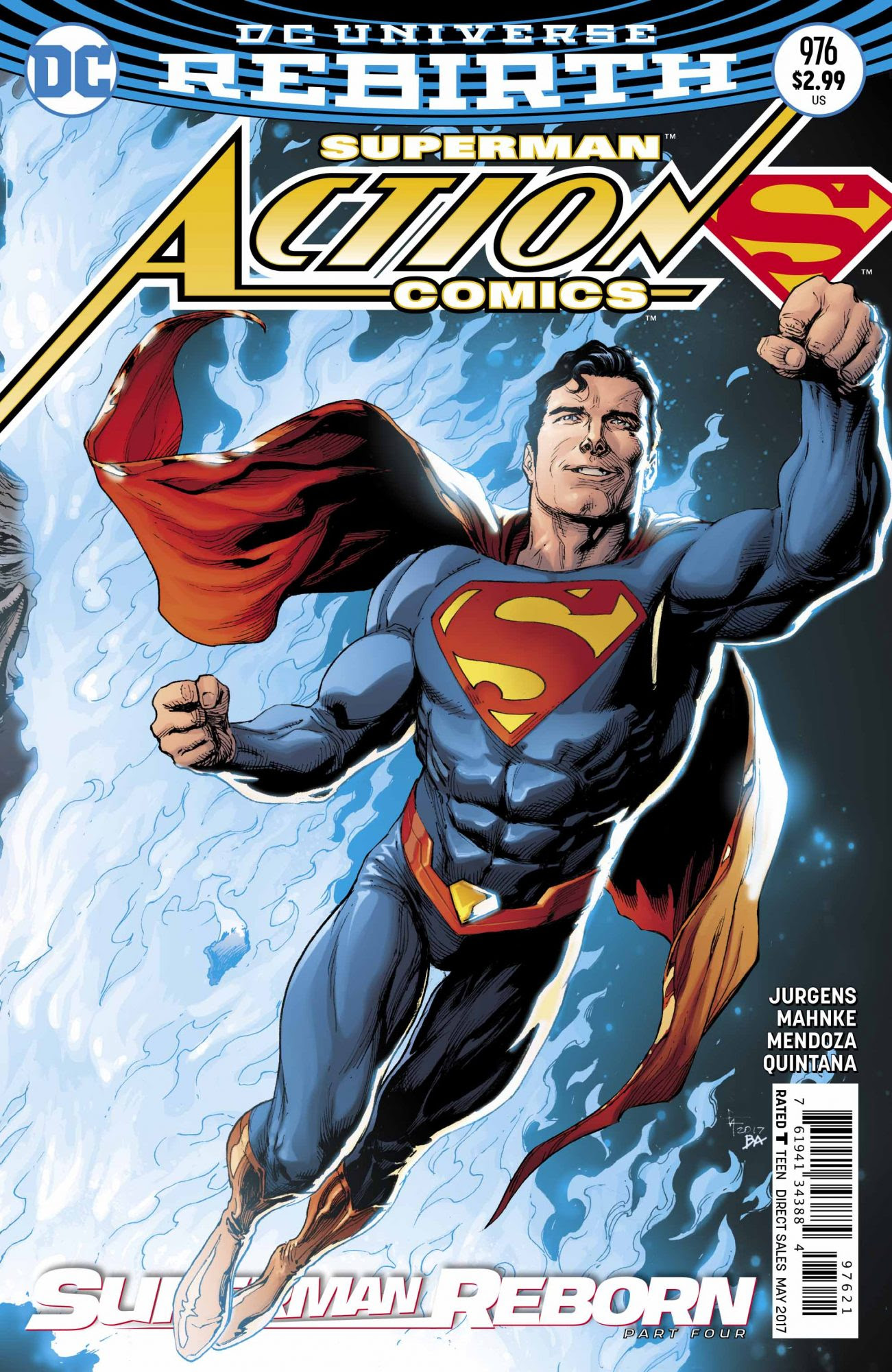 Image result for ACTION COMICS #976