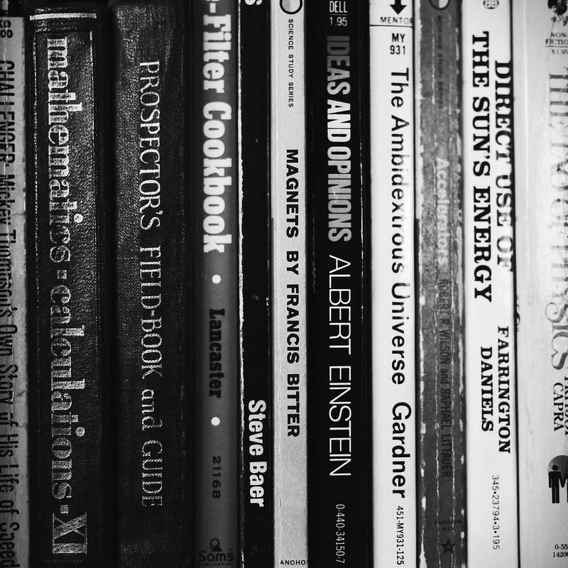 """The Bookshelf"" #1"