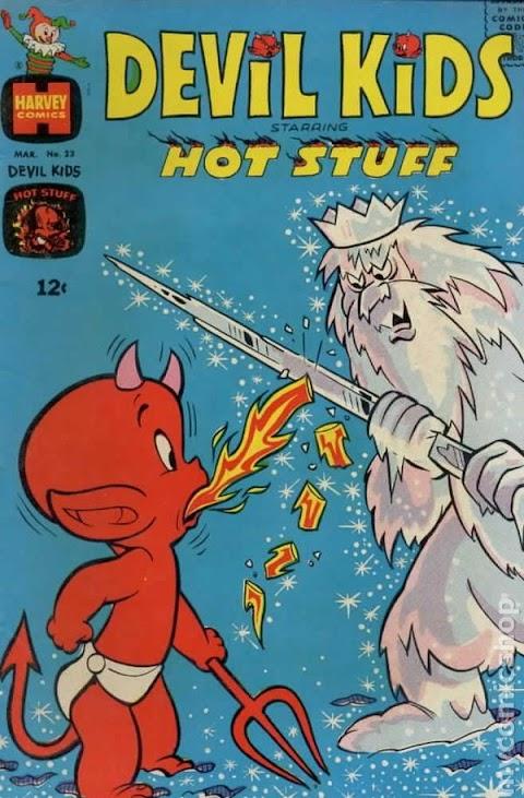 Hot Stuff Comics For Sale