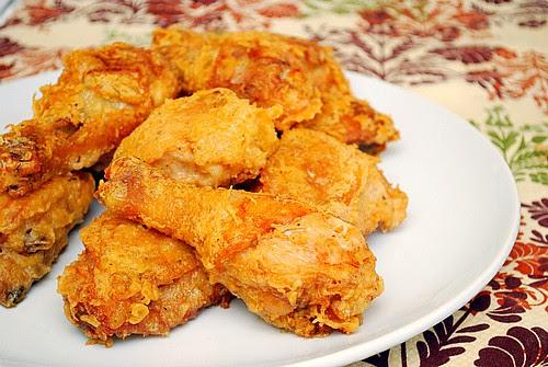 Batter Fried Chicken
