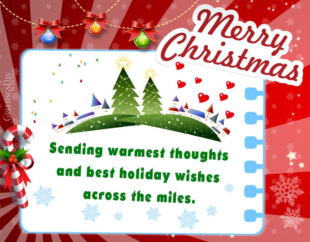 Best Christmas Cards Messages Quotes With Images 2013 Ucap Natal