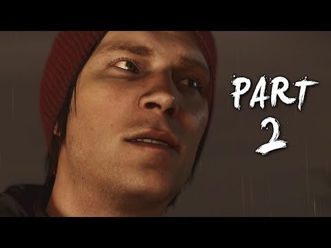 you movies : Gameplay Infamous Second Son Walkthrough Part 2 PS4 (Paper Trail)