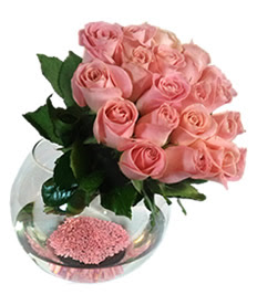 Pecera De Rosas Rosa Masflorescommx