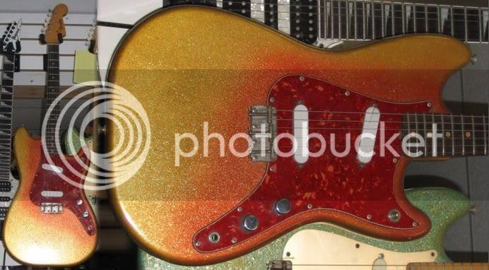 Fender Duo Sonic