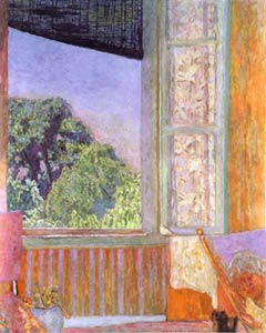 Bonnard - The Open Window