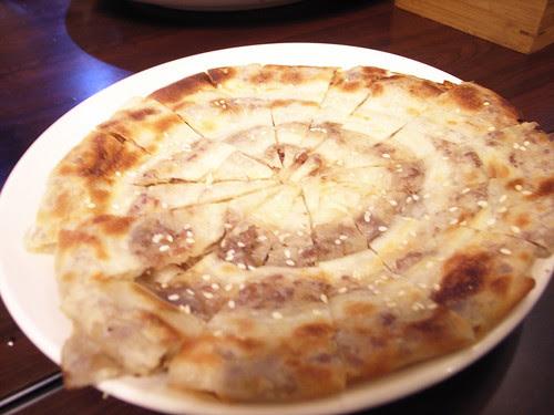 帕米爾新疆餐廳:肉饢