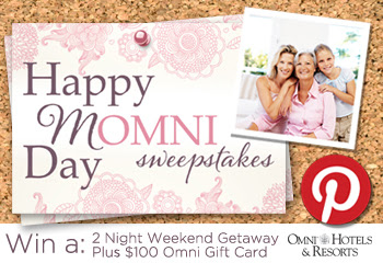 Mothers Day Pinterest Sweepstakes Happy Momni Day