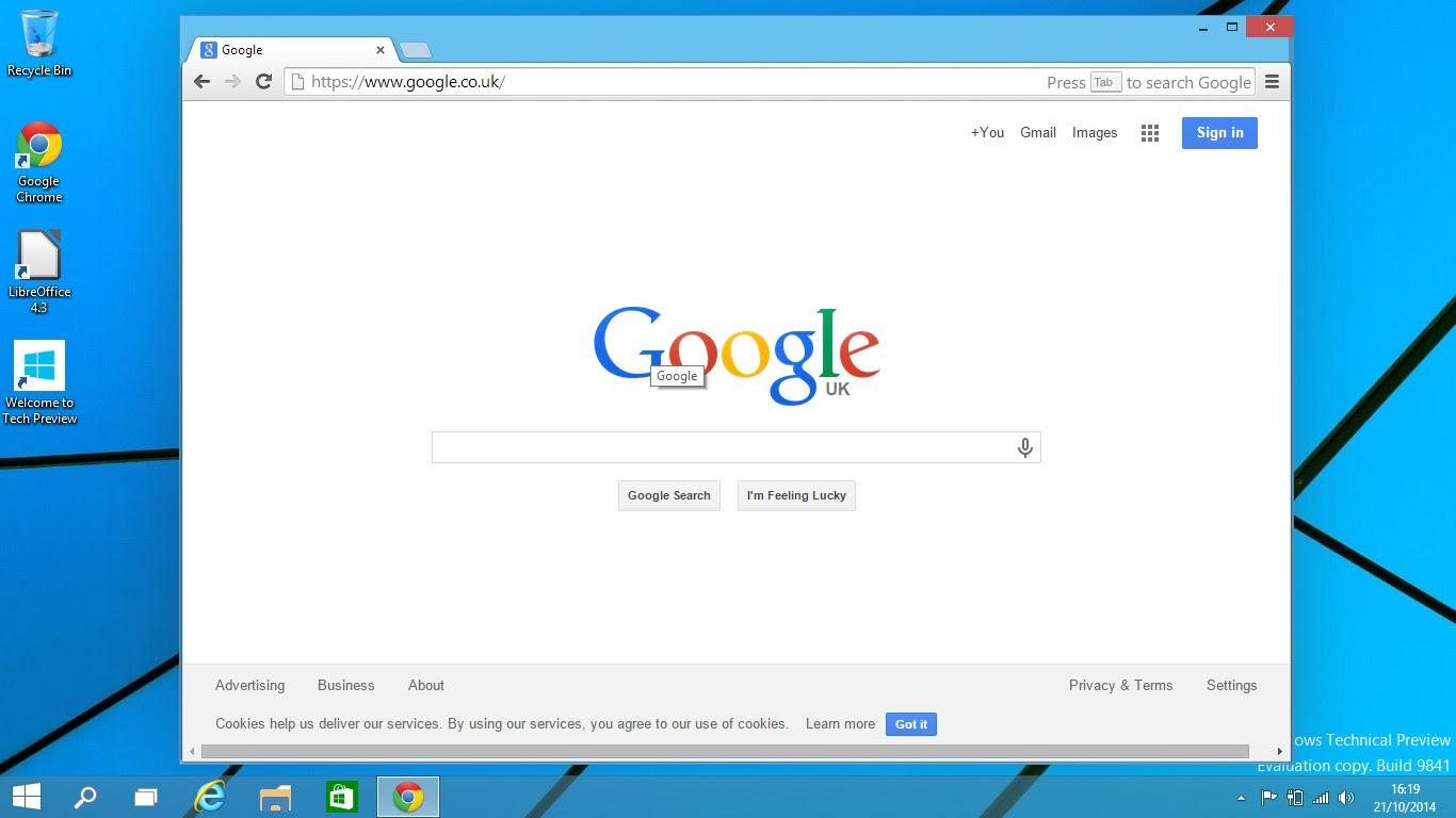 google chrome clone for pc ( windows only )