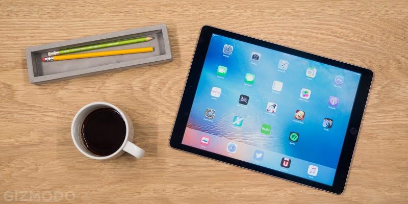 El iPad Pro logra superar en ventas a Microsoft Surface en solo tres meses