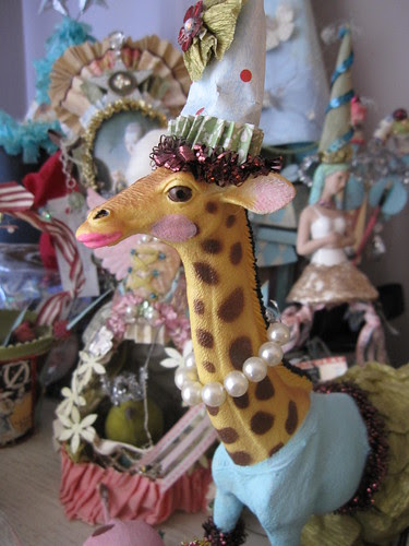 Altered Art Circus Projects! 2