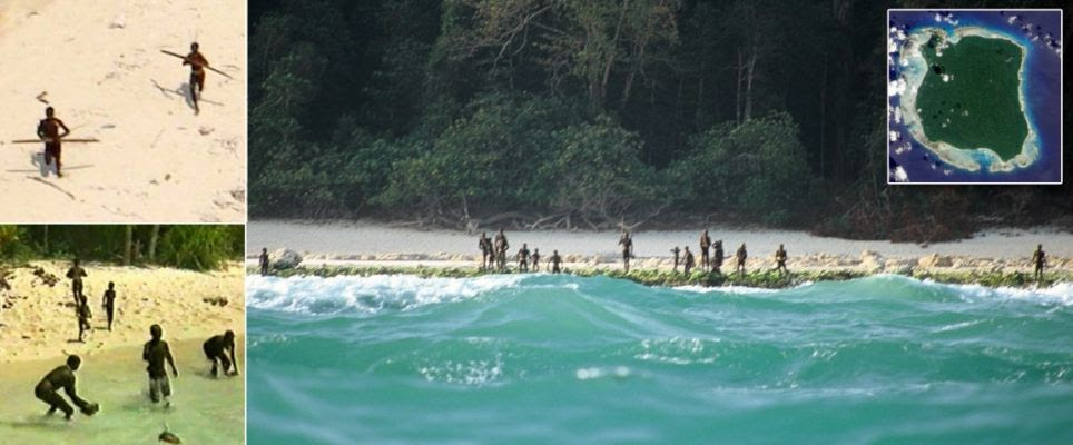 Indian Ocean island is home to Sentinelese community who kill outsiders
