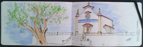 Capela no Largo S. Sebastião em Verride - Montemor-o-Velho by JMADesigner