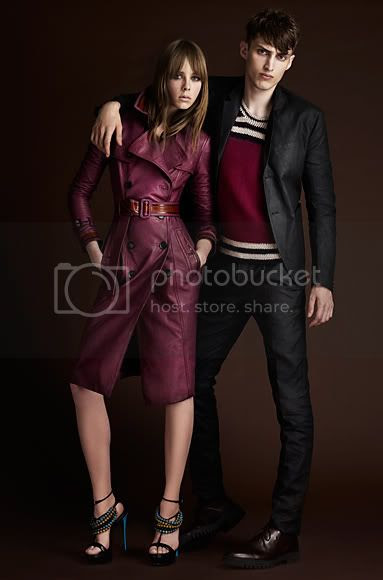 Burberry 2011 Resort Collection