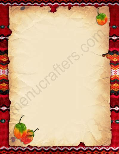 Best Photos of Mexican Restaurant Menu Backgrounds