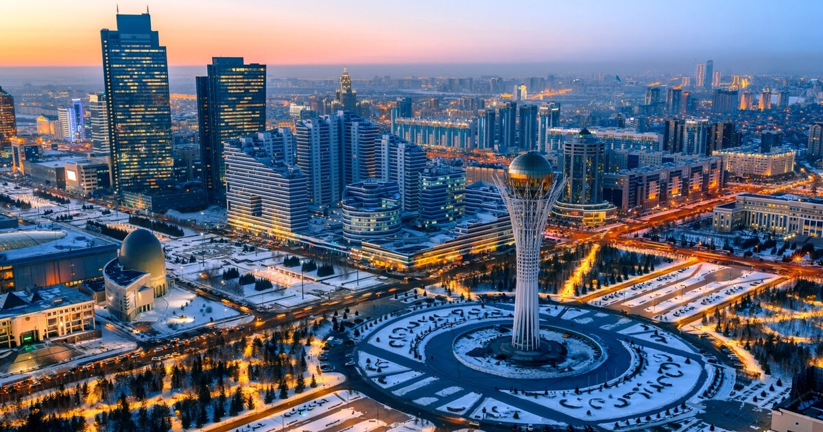 Top 12 Kazakhstan Tourist Places With Photos To Visit In Asia In 2020