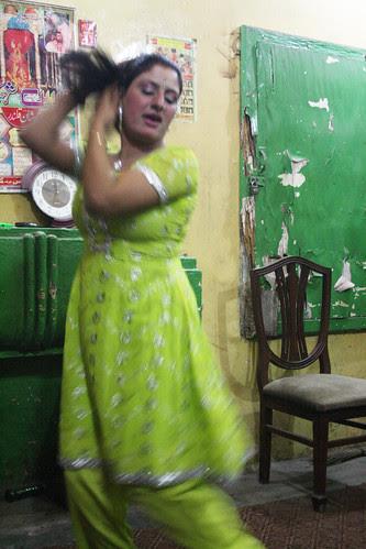 Pakistan Diary – The Dancing Girl of Lahore