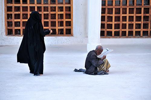 Yemen, Man from Jibla by Hoops&Yooyo