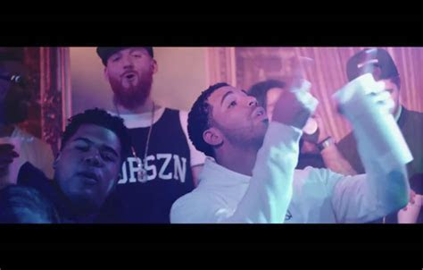 iLoveMakonnen  ?Tuesday? feat. Drake (Video) : Screens and
