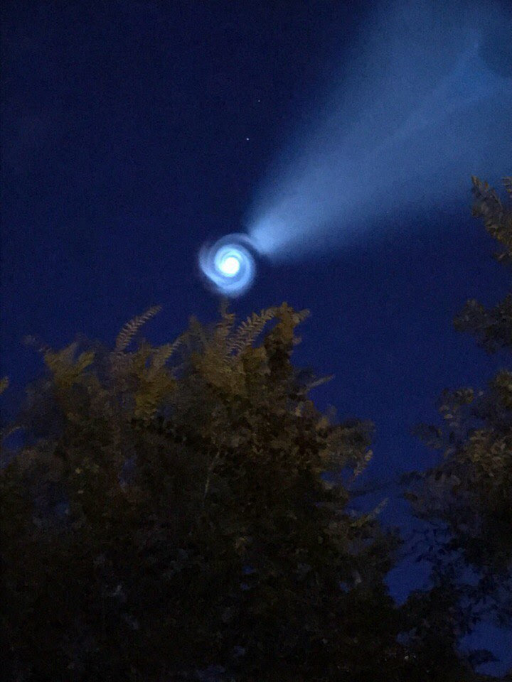 mysterious glowing object explodes in Russian sky, mysterious glowing object sky russia, mysterious glowing object sky russia video, mysterious glowing object sky russia pictures, mysterious glowing object sky russia september 26 2017