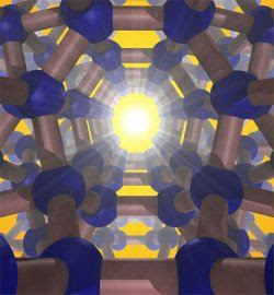 Descoberto silício adequado para células solares e LEDs