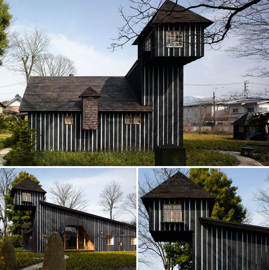 15+ Of The Most Amazing Examples Of Modern Japanese ...