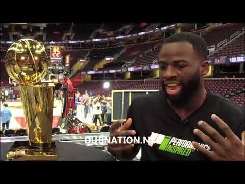 Draymond Green credits Andrew Bogut for mentoring him on how to play NBA defense.  #DubNation #Stren...