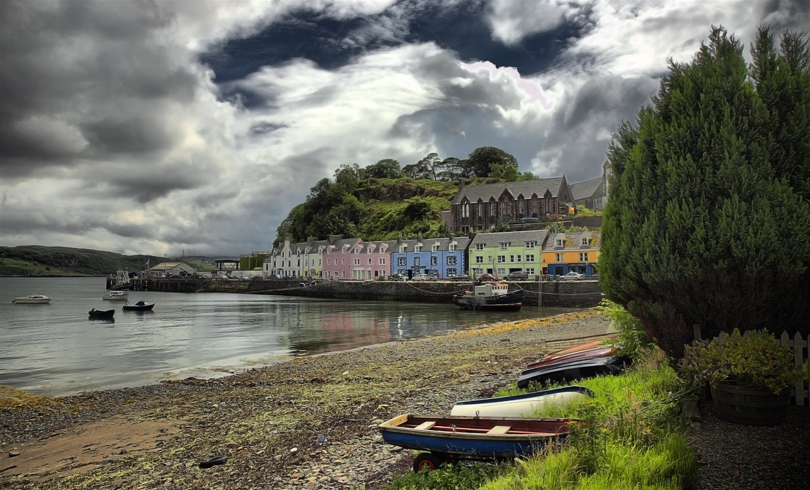 Skye isola Scozia