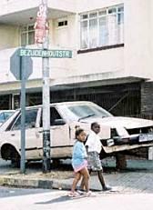 The Death of Johannesburg