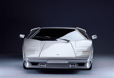 1988?1990 Lamborghini Countach 25th Anniversario   Supercars.net