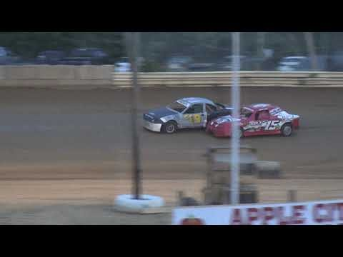 Jackson County Speedway | 6/18/21 | Compact Heat 1