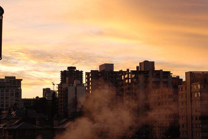 West End Sunrise