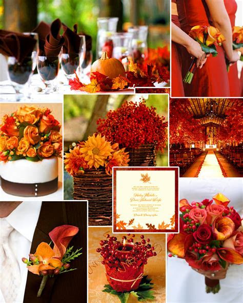 fall wedding color   relaxedbride