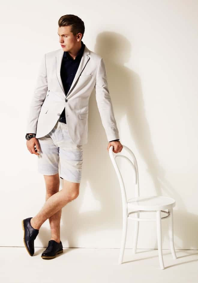 River Island Spring/Summer 2012 Menswear Lookbook