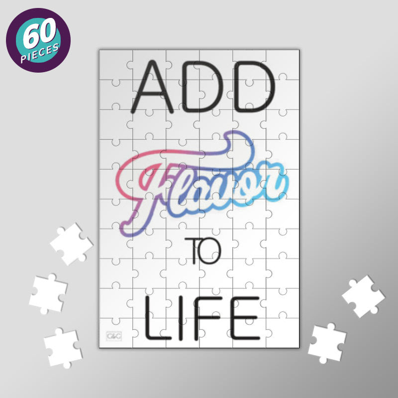 Life Quote Jigsaw Puzzles Artist Naveen Panwar Postergully