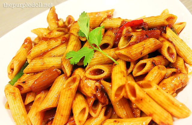 Southern Grilled Chicken Penne Pasta (P200)