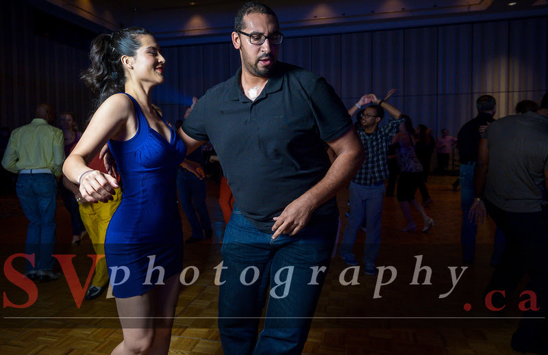 SVPhotography.ca: 2013 Canada Salsa Congress - Social Dancing &emdash; CSC-2013 Sunday night Intro