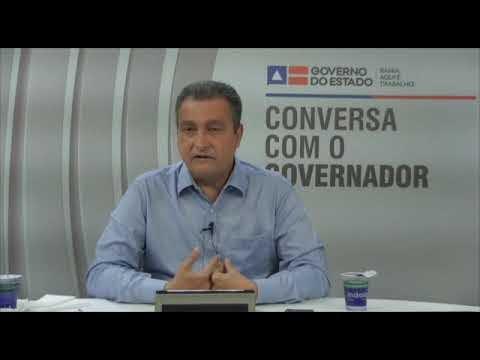 VÍDEO | Governador Rui Costa sugere que cidades sem Covid-19 mantenham feiras livres e comércio