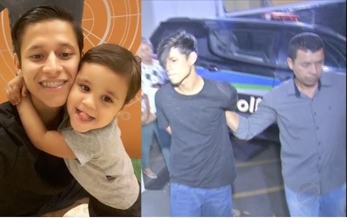 Horror! Pai é preso por afogar filho de 2 anos em bacia para fazer a ex-mulher 'sofrer'