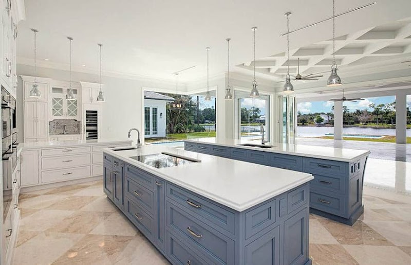 Awesome Kitchen Cabinets Colors 2019 images