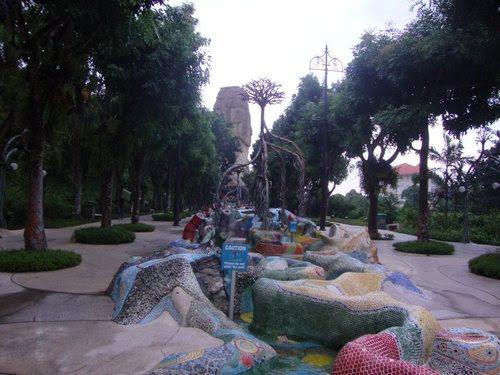 Изкуството на Гауди в Сингапур