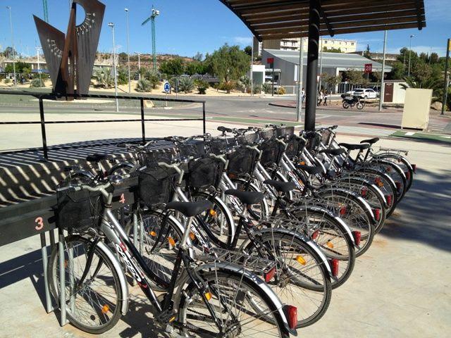 Las bicicletas compartidas proliferan en nuestras ciudades