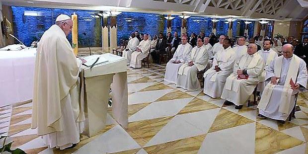 El Papa recuerda que tras la muerte deberemos dar cuentas a Dios