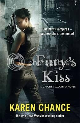 Fury's Kiss by Karen Chance