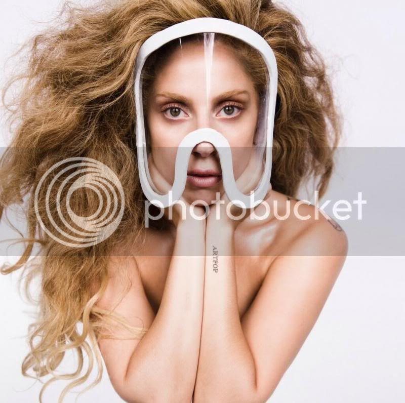 Lady Gaga announces third 'ARTPOP' single...