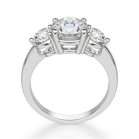 Engagement Rings   3 Stone   Simply Irresistible