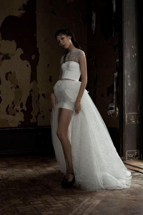 Sensual Spring 2016 'Hotel Madrid' Bridal Dresses