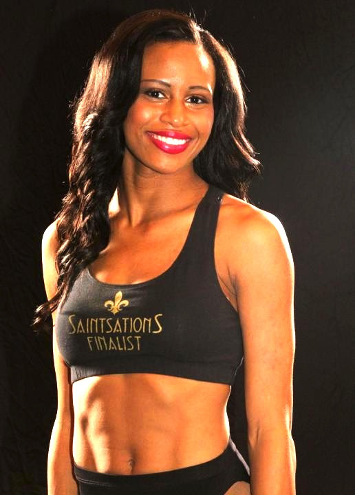 SU Dancing Doll makes NFL's Saintsation dance team  Southern University and A&M College